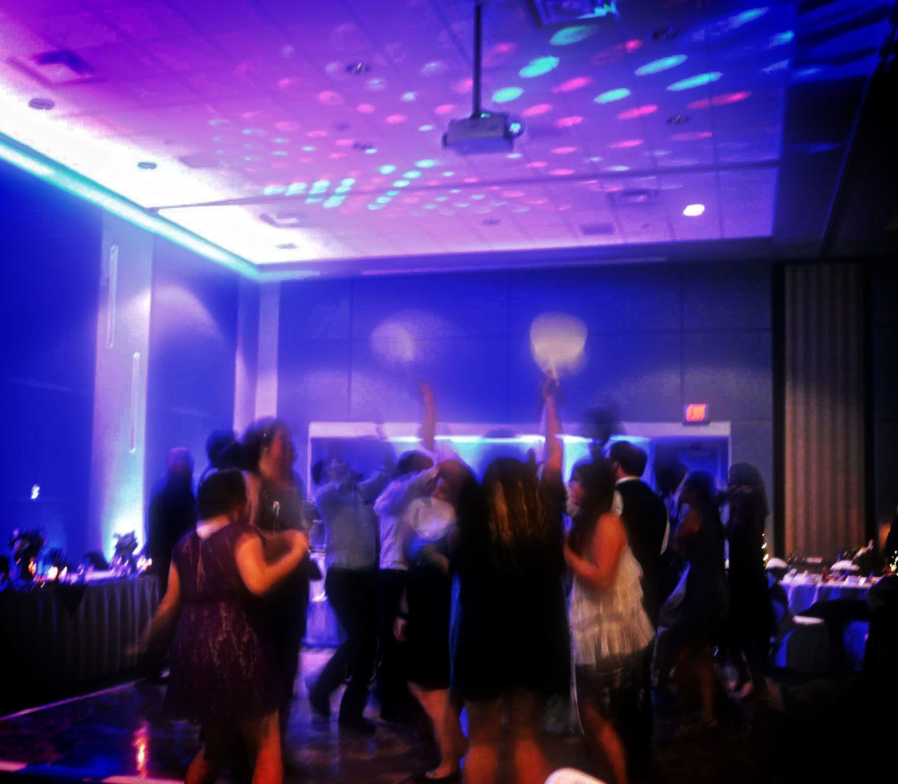 music masters wedding dj premium lighting