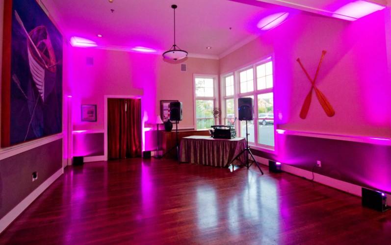 seattle wedding dj music masters bainbridge island gay uplighting offbeat