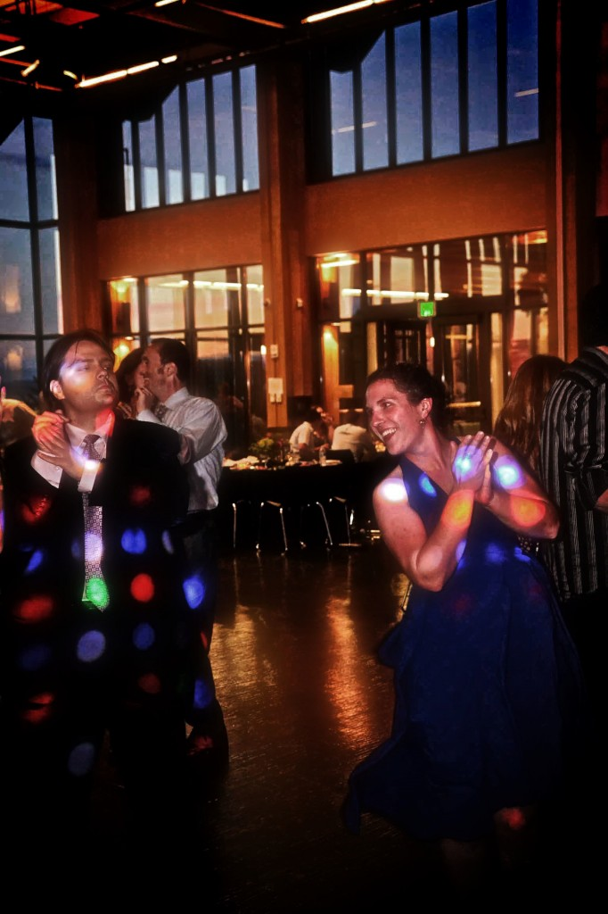 Music Masters DJ's at a wedding at Rosehill Community Center in Mukilteo