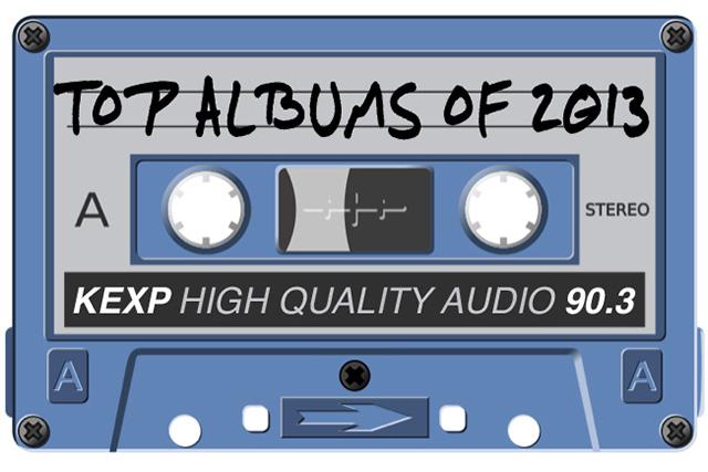 kexp 2013 top albums countdown