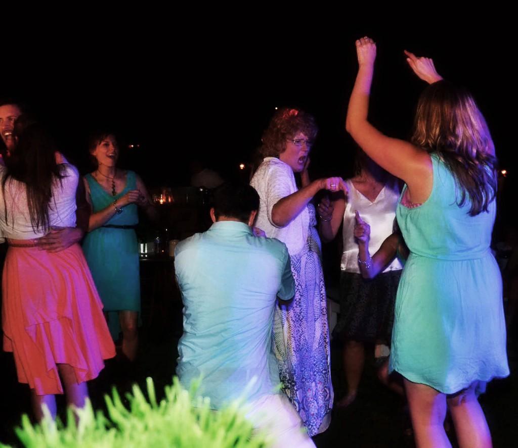 music masters dj wedding bainbridge island suquamish four weddings tlc outdoor offbeat cool alternative