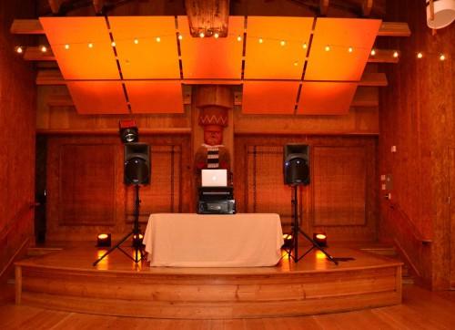 music masters dj wedding islandwood
