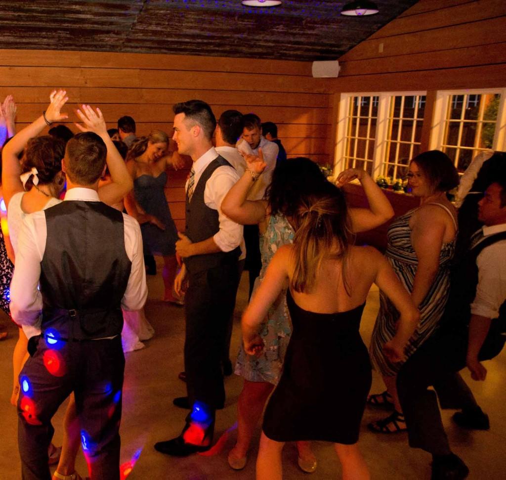 music masters dj wedding red cedar farm poulsbo