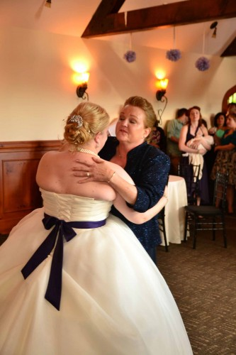 music masters dj wedding bainbridge island indie cool alternative offbeat mother daughter
