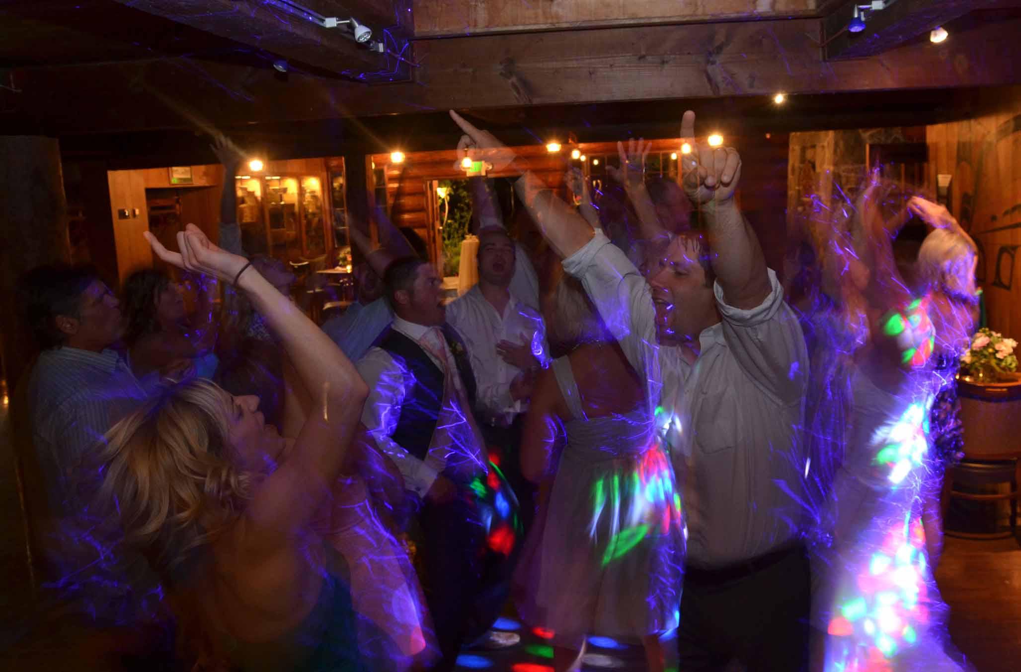music masters dj wedding kiana lodge