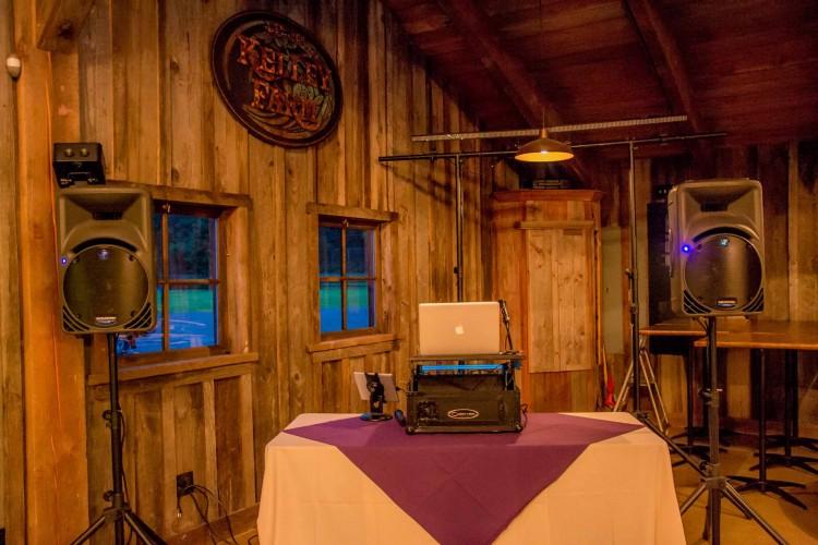 Kelley Farm Bonney Lake Wedding Music Masters DJ
